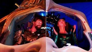 Aqua-Tech 'Aquaman' Behind The Scenes [+Subtitles]