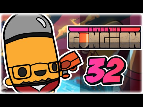 Duct Tape Douser   Part 32   Let's Play: Enter the Gungeon   Robot PC Gameplay