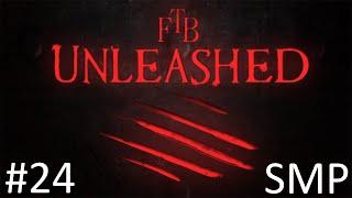 FTB Unleashed SMP | 24. rész - A szerkezet - Refinery