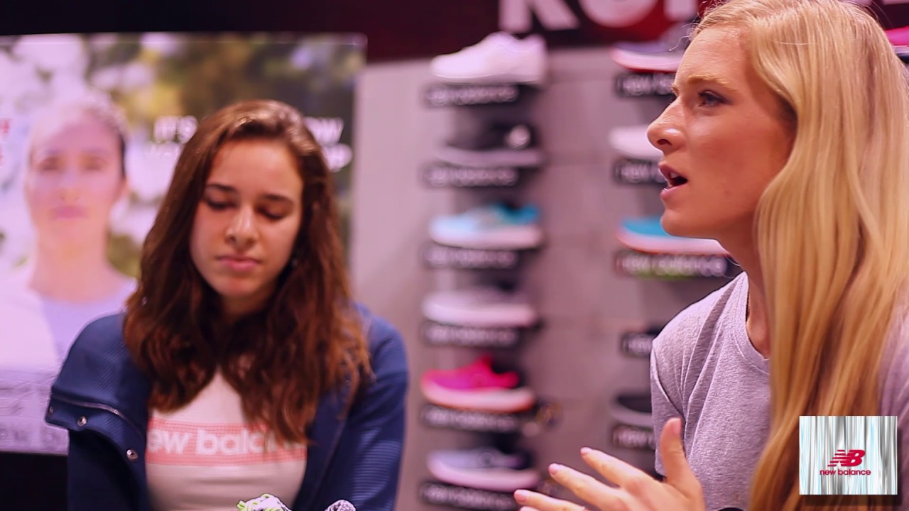 #TRE16 Interview w/ Emma Coburn at New Balance