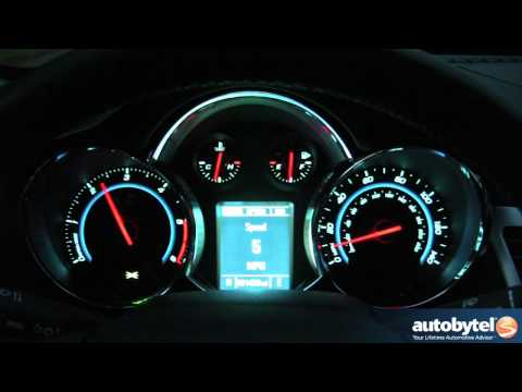 Chevy Cruze Diesel 0-60 MPH Car Video