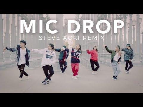 [K-POP IN LACMA] MIC Drop (Steve Aoki Remix) - BTS (방탄소년단)  // SEOULA