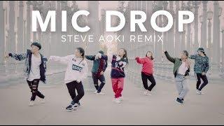 [K-POP IN LACMA] MIC Drop (Steve Aoki Remix) - BTS () SEOULA