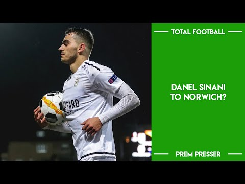 Danel Sinani To Norwich City? | Total Football