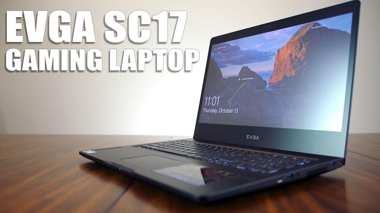 Download GTX1070 in a Laptop?? EVGA SC17 4k Laptop!