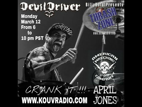 Thrash Zone w/ DevilDriver, American Wrecking Company, The Mentors:Kings Of Sleaze,