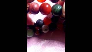 Натуральные камни, попробуйте помочь определить ))(Это дополнение к видио Бусины из ''натурального камня
