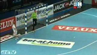 Round 7 Chekhovskie Medvedi v BM Atletico Madrid, VELUX EHF Champions League