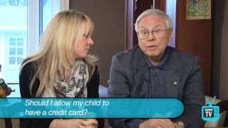 Should I Give My Child A Credit Card?
