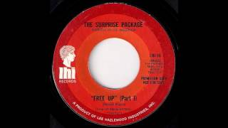 The Surprise Package - Free Up Part I (45 version) [LHI] 1969 Psychedelic Rock 45
