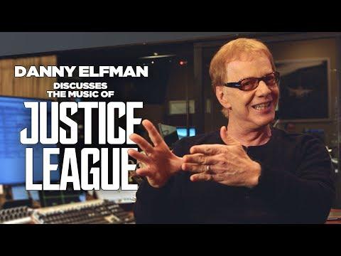 JUSTICE LEAGUE: Danny Elfman Talks Batman & Superman Themes