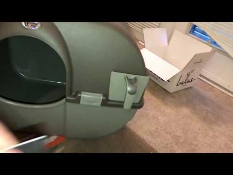 Ultimate Litter Box Solution/Fix for Self Cleaner