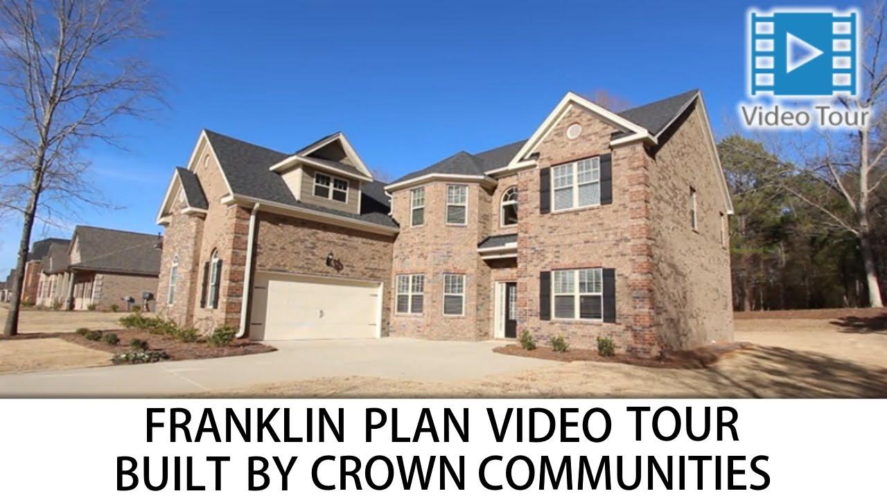 Franklin floorplan by DR Horton/Crown Communities in Columbia ...