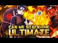** CAN WE STACK THE ULTIMATE EFFECT *   ** Naruto Ultimate Ninja Blazing *
