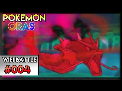 The Crimson Tide Rolls In - Pokemon ORAS Wifi Battle Vs BabyPowdahh #4