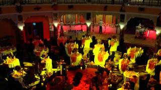 ブルジュ・アル・アラブ ハロウィーン ランチ Burj al Arab Halloween Lunch in Al Falak Ballroom