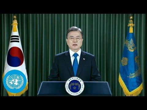 🇰🇷 Republic of Korea - President Addresses General Debate, 75th Session