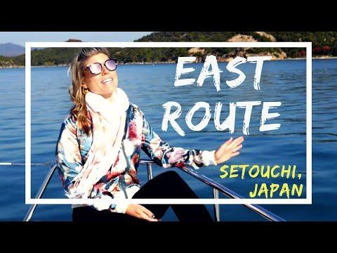 Setouchi, Japan's Eastern Route