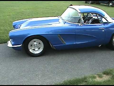 1961 Corvette For Sale >> 1962 Corvette PRO STREET SOLD !! BY EricsMuscleCars.com - YouTube