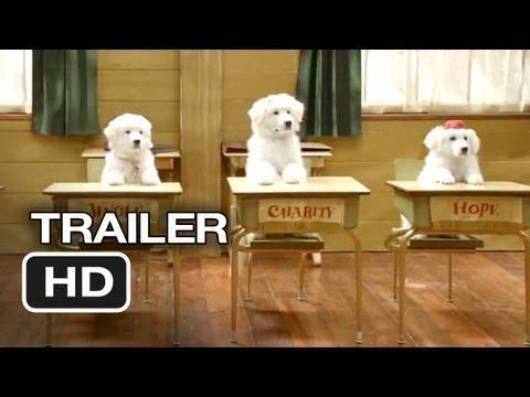 Santa Paws 2: The Santa Pups DVD Release TRAILER (2012) - Disney Movie HD