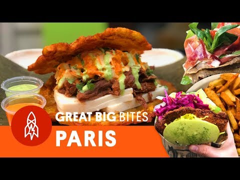 5 of the Best Street Food Finds in Paris