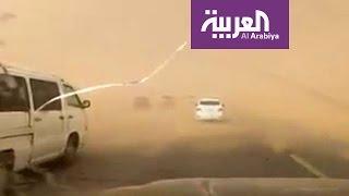 صباح العربية: موجة الغبار في السعودية تنتهي غدا