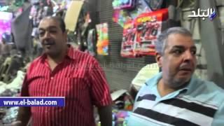 بالفيديو والصور .. أحد أصحاب المحلات بالإسكندرية: وزارة البيئة امتنعت عن تشغيل ماكينة شفط المياة
