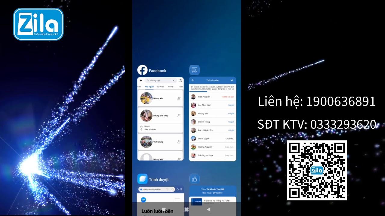 Hướng dẫn sử dụng tính năng kết bạn của phần mềm Inbox trên Hệ Điều Hành Android