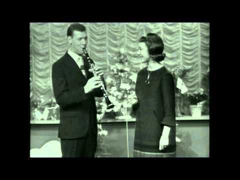 Alice Babs och Adolf Jahr i Hylands Hörna