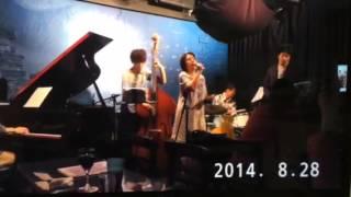 初❗  生バンド❗  ゴー☆ジャス サンバ中井バンドの皆様と、素敵な夜を楽...
