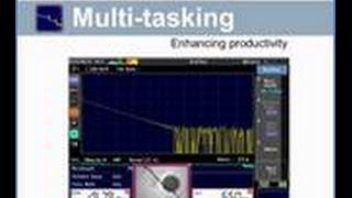 Multitasking Touchscreen Modular AQ7280 OTDR