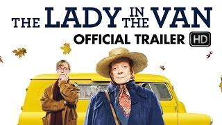 THE LADY IN THE VAN Trailer [HD] Mongrel Media
