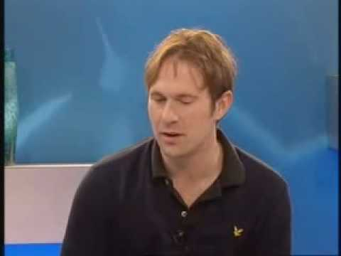 Jason Merrells on Loose Women 20409
