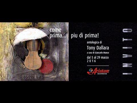 Tony Dallara - Come prima... più di prima! - Presentazione