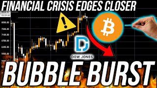 BITCOIN HALVING BUBBLE! AMERICAN AIRLINES GOING BUST! Business News! DOWJ BTC ETH Price Analysis TA