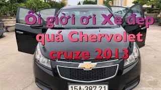Em bán Chervolet Cruze 2013 đẹp không lỗi . Giá 315 tr. Lh em 0389949632