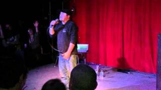 """mc chris - """"Pizza Butt"""" Live at the Grog Shop (Cleveland, OH - March 12, 2016)"""
