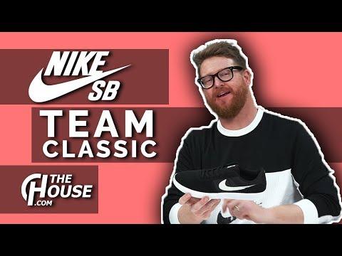 2018 Nike SB Team Classic Skate Shoes