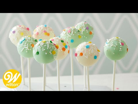 How to Make Cake Pops - Easy Recipe | Wilton