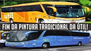 Útil começa a repintar veículos com a pintura padronizada do Grupo Guanabara