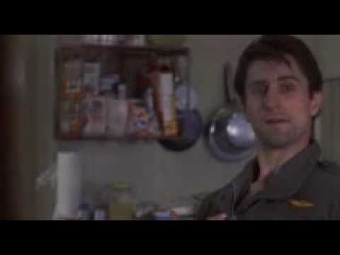 """""""Ma dici a me?"""" Robert De Niro in """"Taxi Driver"""""""
