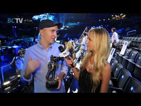 Behind The Scenes: MTV VMAs