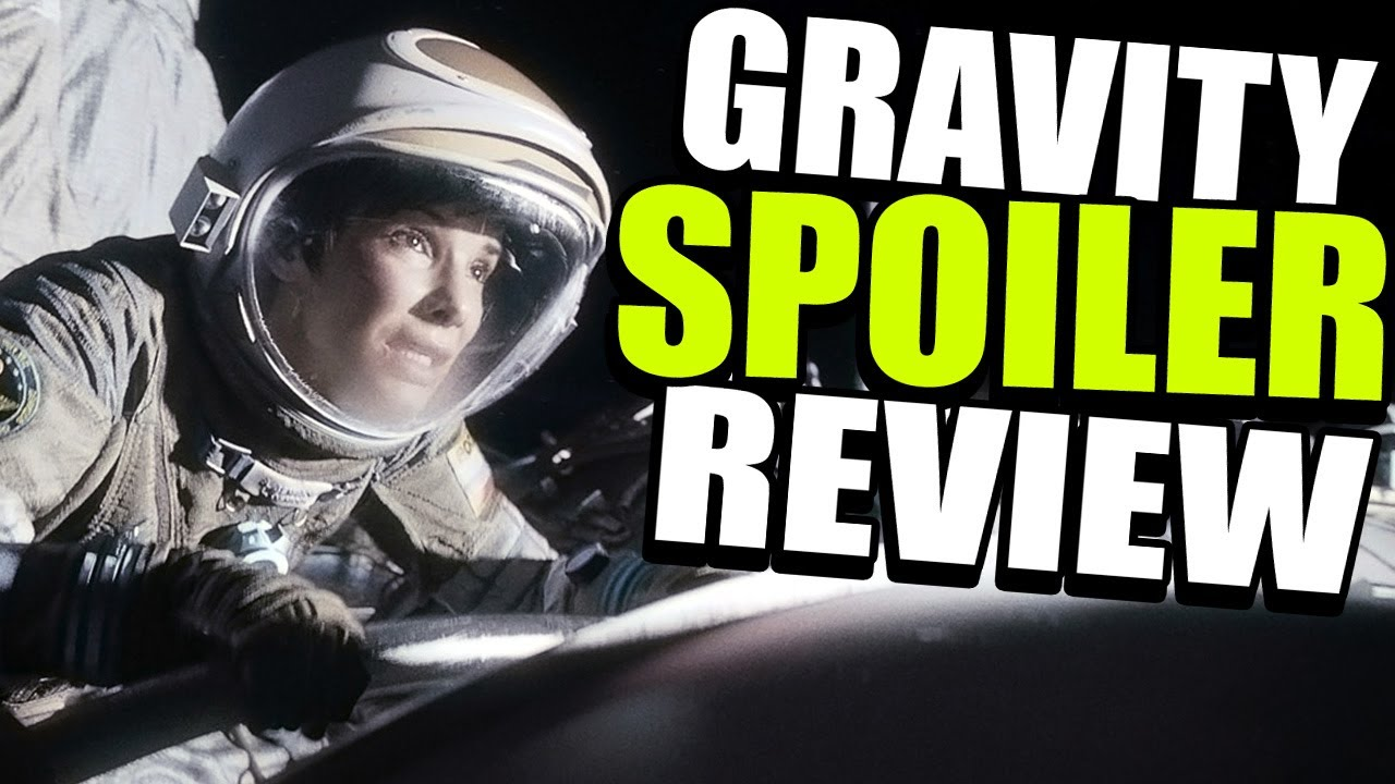Gravity SPOILER Movie Review