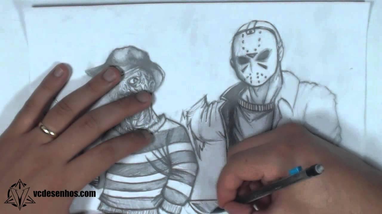 Especial Sexta Feira 13 Freddy E Jason Youtube