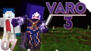 Wir werden gefürchtet! - Minecraft VARO 3 Ep. 07 | VeniCraft | #ZickZack