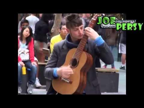AMAZING STREET GUITARRIST/ LOS MEJORES MUSICOS CALLEJEROS