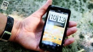 обзор HTC EVO 3D - Камера