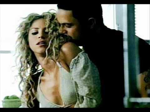 Shakira feat Alejandro Sanz  La tortura male version