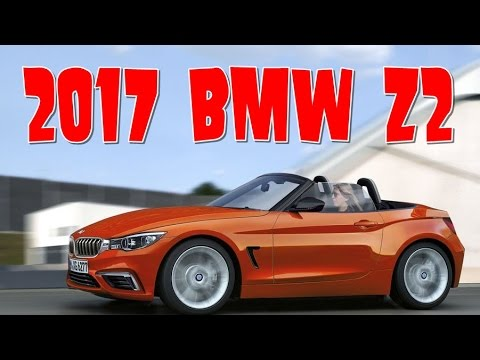 2017 Bmw Z2 Interior And Exterior Youtube