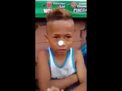 Video Lucu Aneh Lomba Turunkan Koin Dengan Wajah
